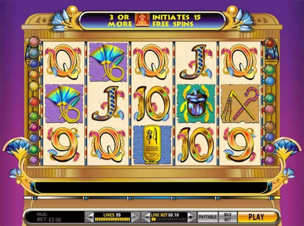Slots Gratis Online Cleopatra